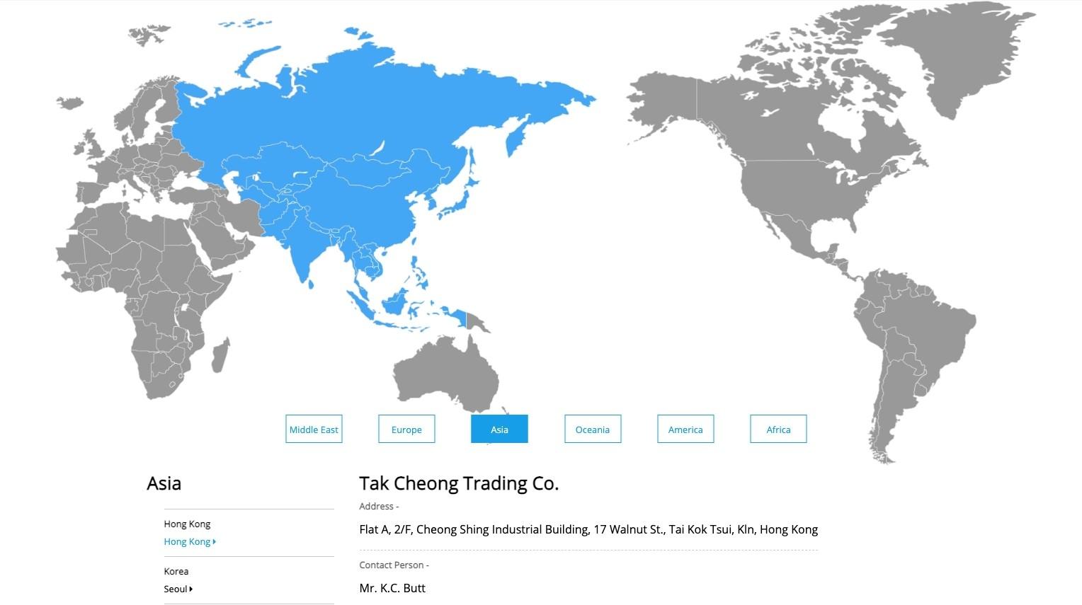 台中SEO網頁設計成功案例-跨境經銷商列表|協正金屬3keego專業級鑽孔刀具製造廠