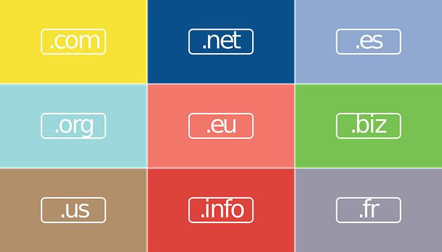 網域名稱怎麼選?子網域名稱的簡潔有力與頂級域名的選擇都是非常重要的環節。