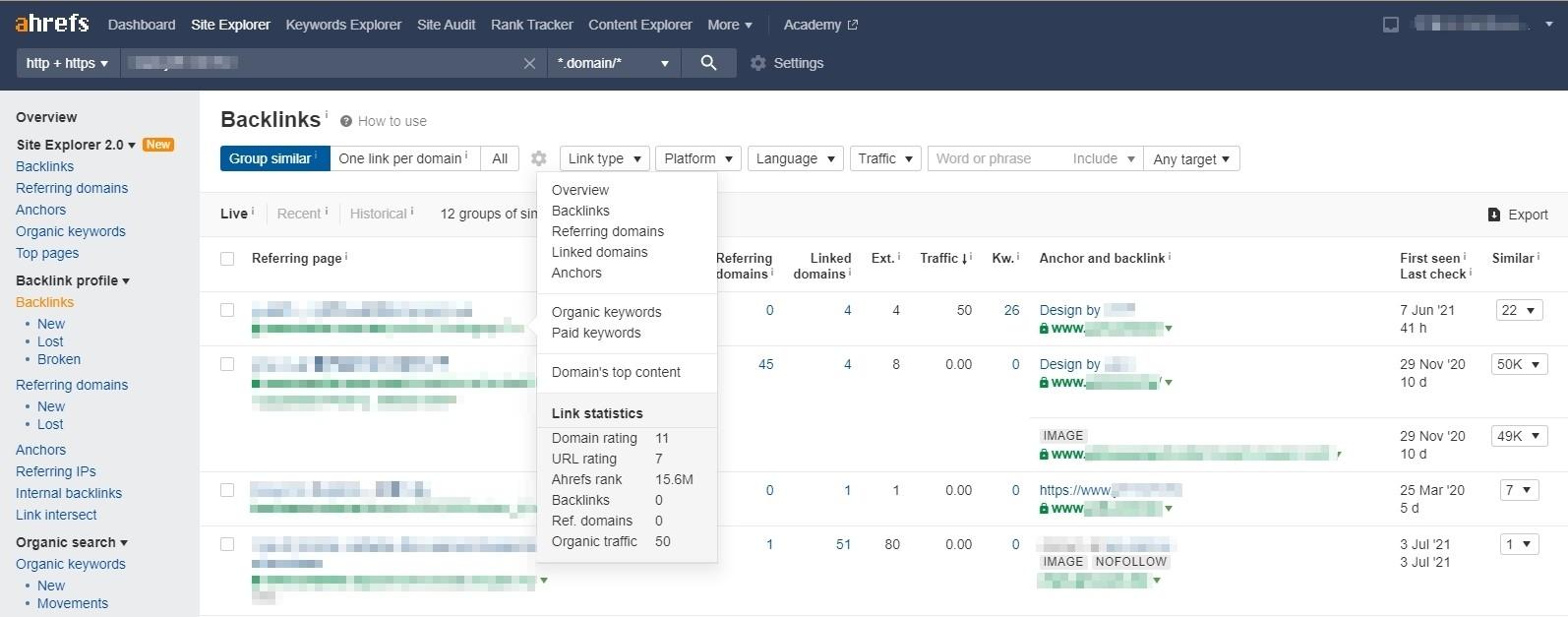 AWT反向連結-鯊客科技SEO優化網站設計公司
