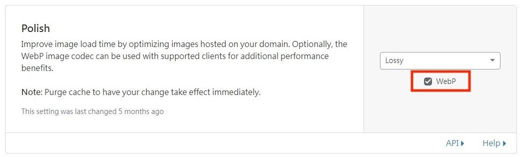Cloudflare pro方案自動將圖片轉換成WebP-鯊客科技SEO優化網站設計公司