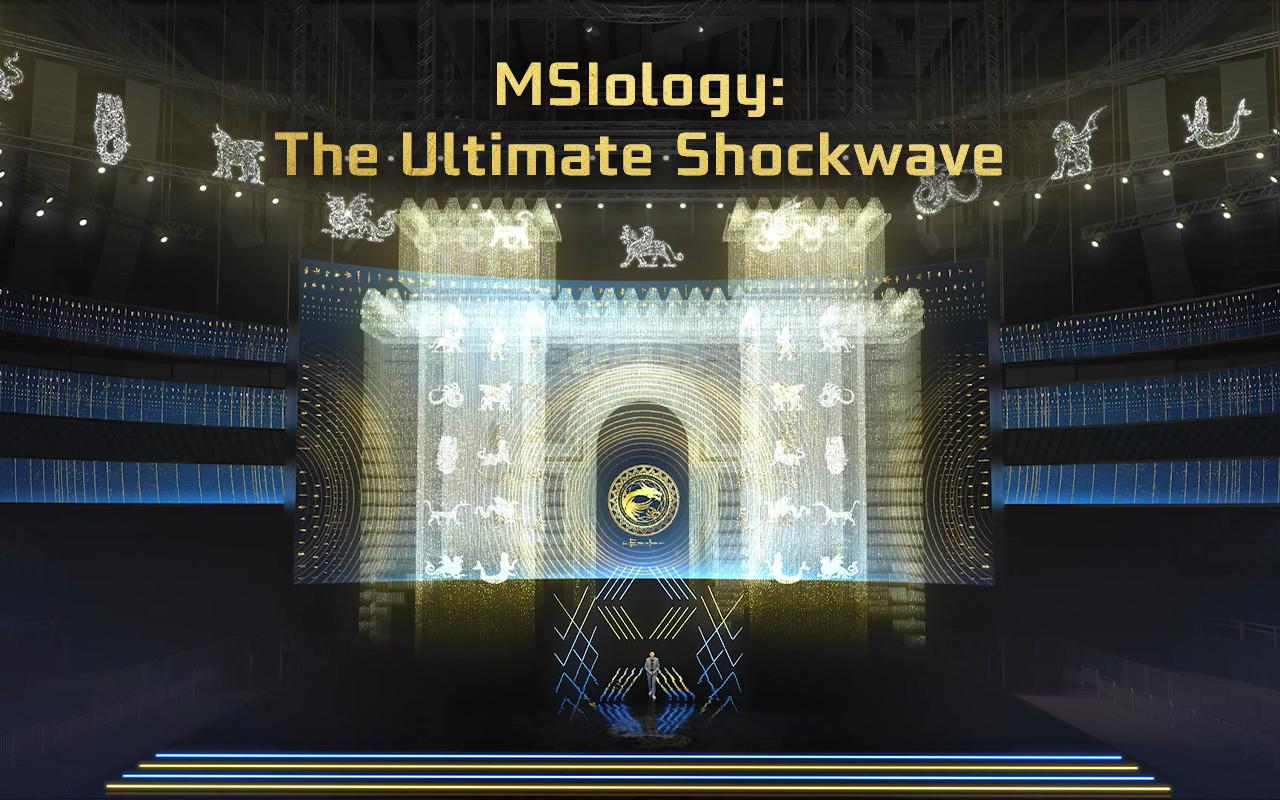 MSI電競手提電腦推薦-眾神之母TIAMAT強勢降臨|全球電競領導品牌MSI舉辦MSIology線上發表大會