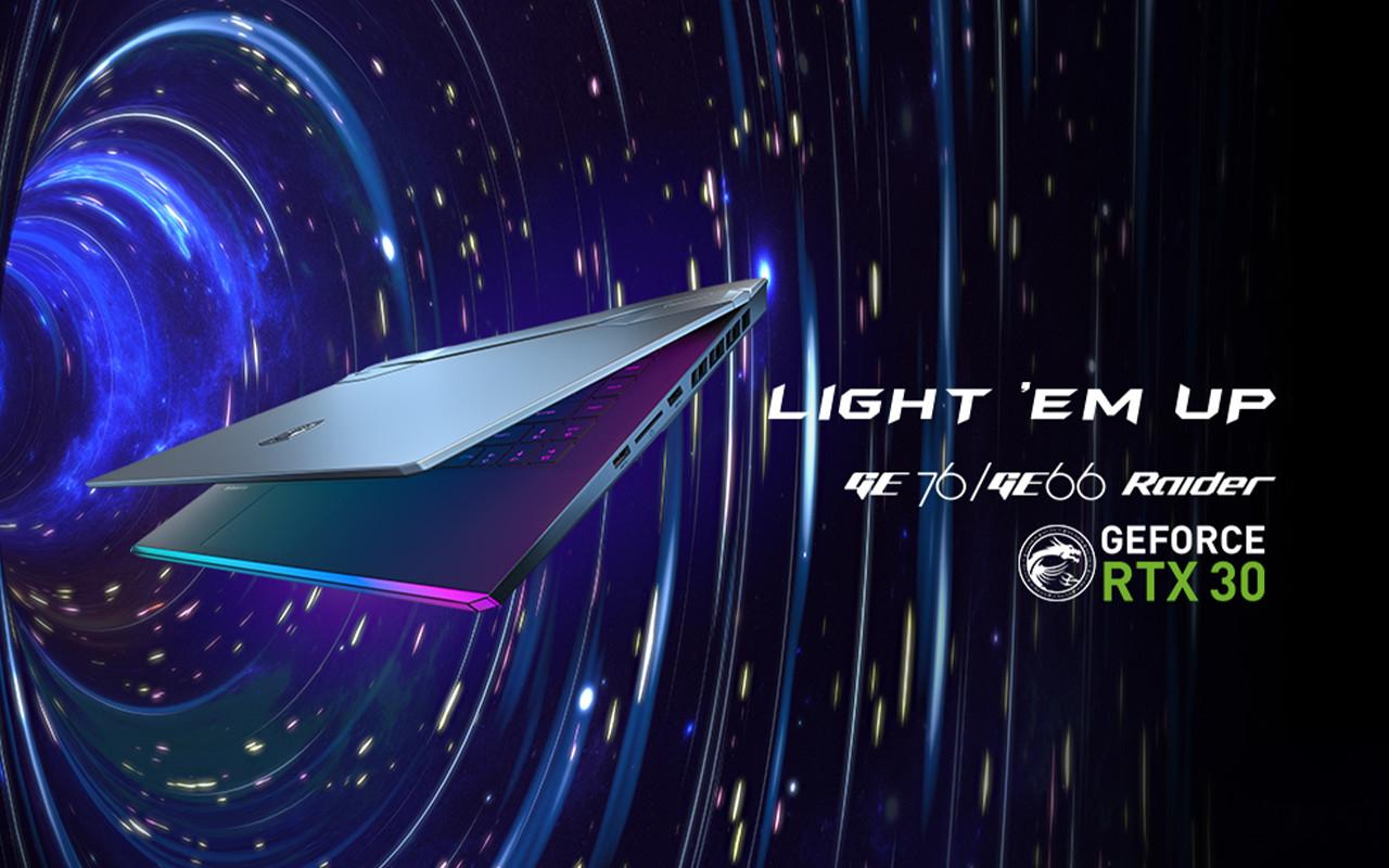 MSI電競手提電腦推薦-GE76 Raider Dragon Edition|全球電競領導品牌MSI舉辦MSIology線上發表大會