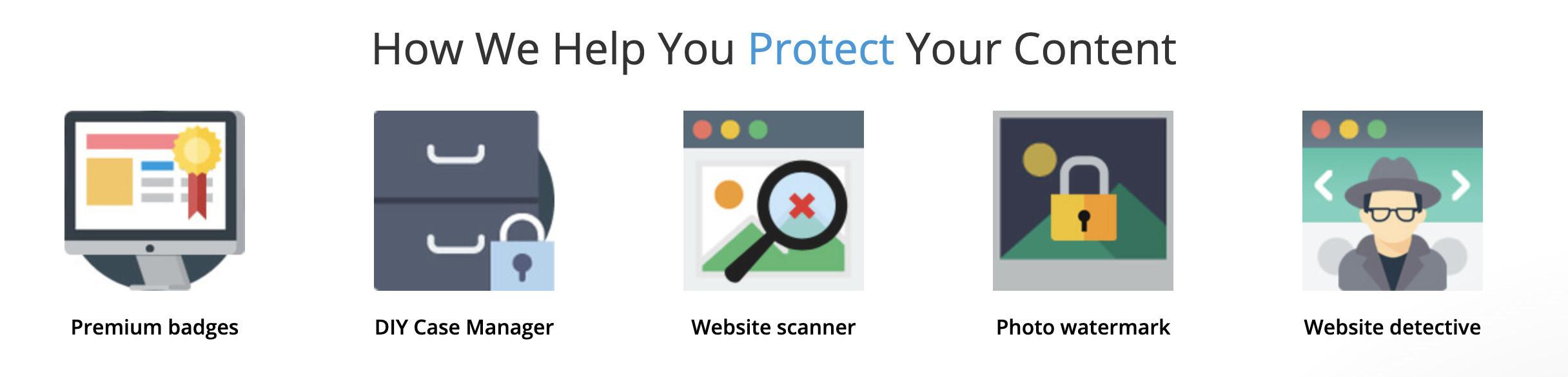 DMCA官方網站服務|鯊客科技SEO優化網頁設計公司