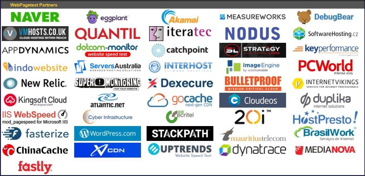 webpagetest-partners
