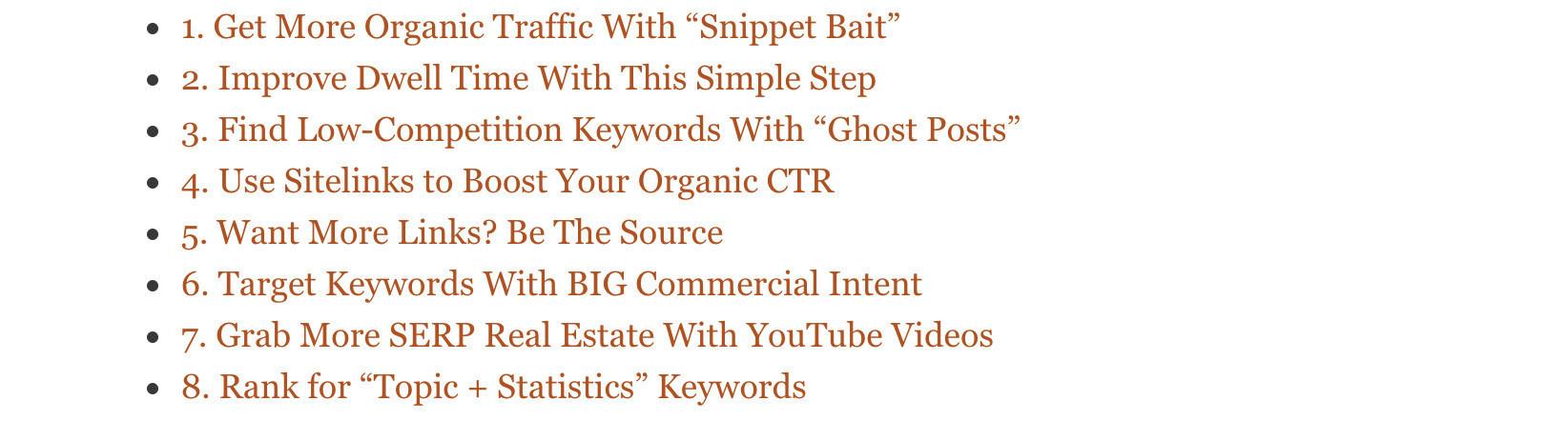 文章加上目錄標記,變成sitelinks提升自然搜尋CTR-鯊客科技SEO優化網站設計公司