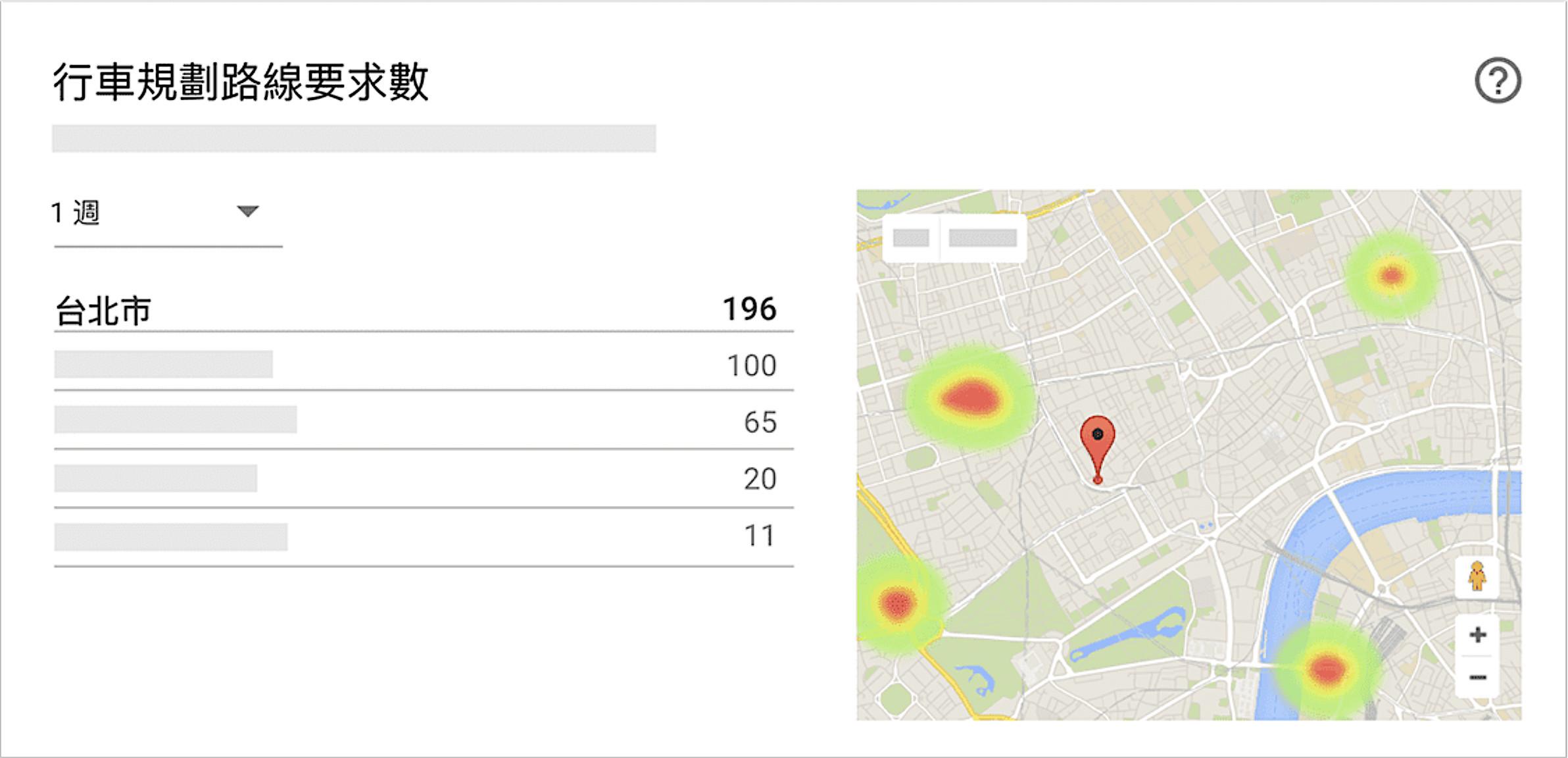 改善Google商家上的搜尋排名-行車路線要求-鯊客科技SEO網頁設計公司
