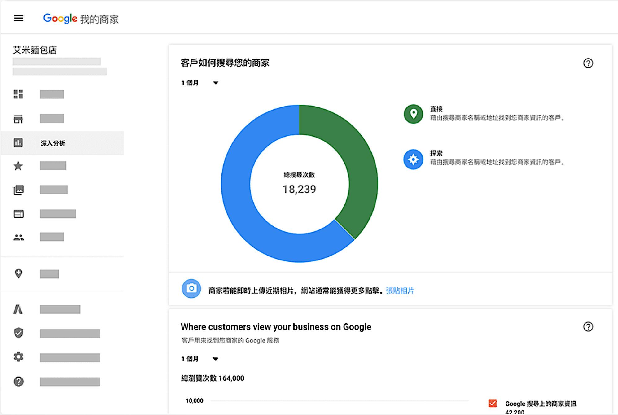 改善Google商家上的搜尋排名-深入分析-鯊客科技SEO網頁設計公司