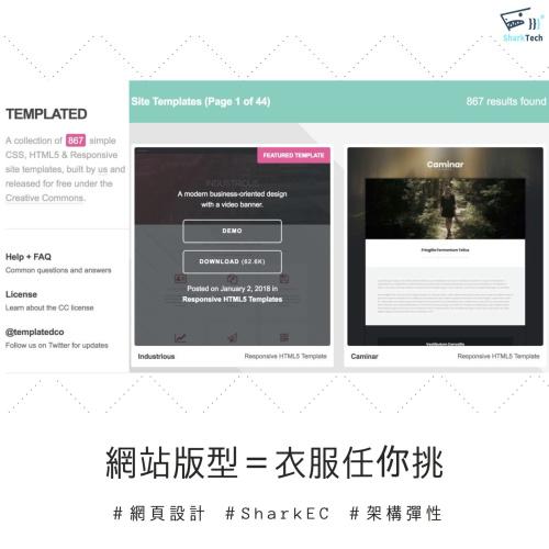 SEO網頁設計|上萬種國際設計師佈景主題任您挑選,滿足中小企業需求!